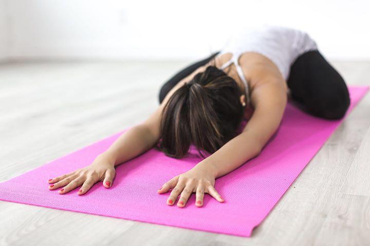 Tervetuloa rentoutumaan Yin-joogan pariin tänään Össille klo – Harjoituksen ohjaa Maria