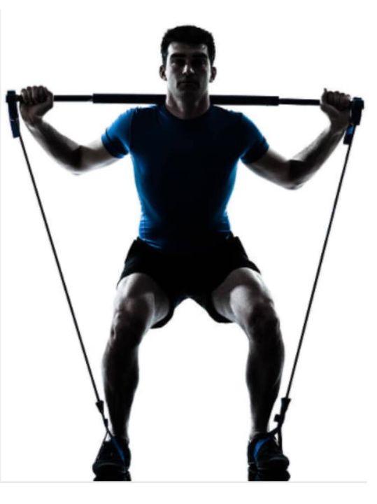 Jatketaan TEHOTREENEJÄ tänään monipuolisella ja tehokkaalla Gymstick treenillä Tervetuloa Jonna