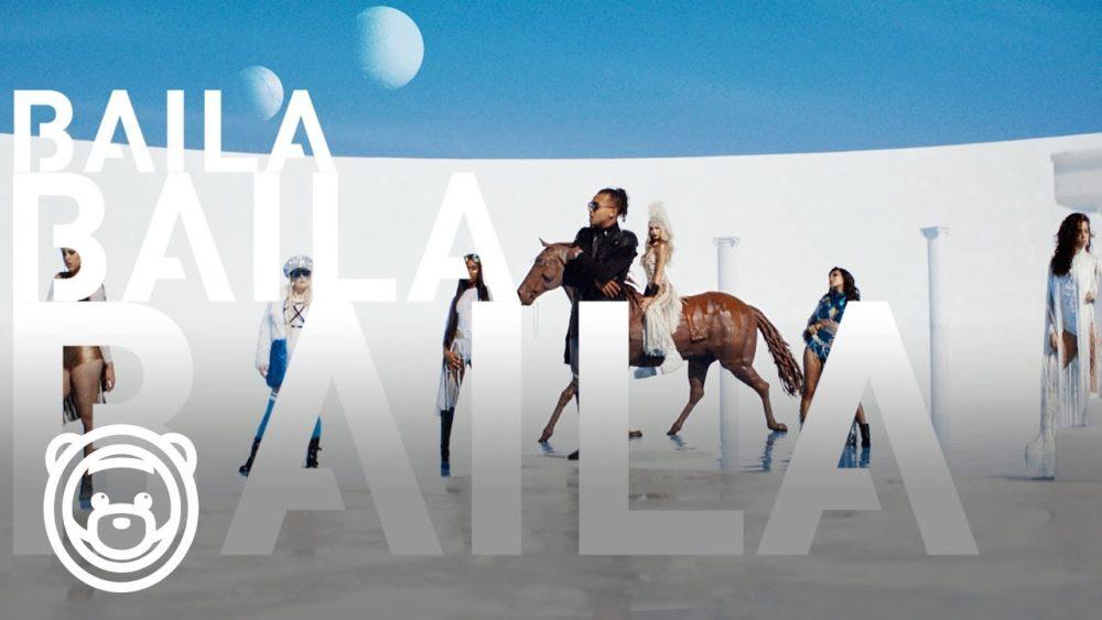BAILA, BAILA, Perjantaina Latin-mix klo 18 Sijaisena Carita