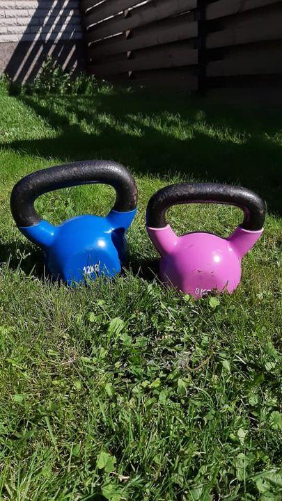 Keskiviikkona syke & lihaskunto -tunnilla lihaskuntotreeniä tehostetaan kahvakuulalla. Ota oma kuula mukaan tai lainaa…