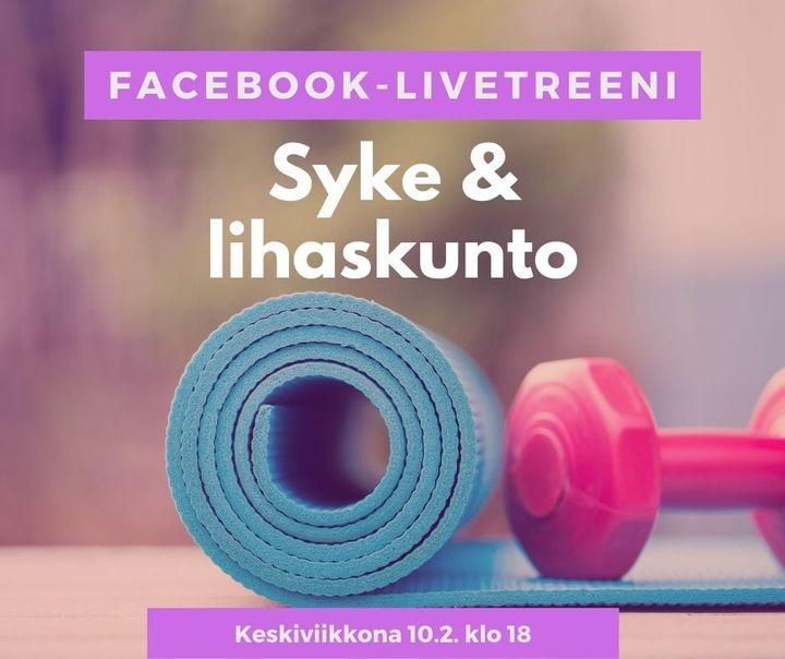 Hei ihanat! Nyt on taas aika aktivoitua Facebook-livetreenien äärelle! Keskiviikkona klo 18 tarjolla Annan…
