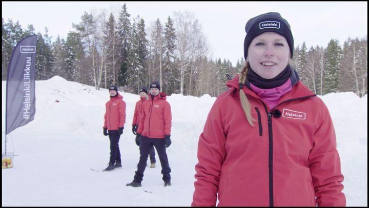 ️ Leikkimieliset talviolympialaiset saa innostumaan liikkumisesta raikkaassa ulkoilmassa. Järjestä omat talviolympialaiset joko ystävien tai…