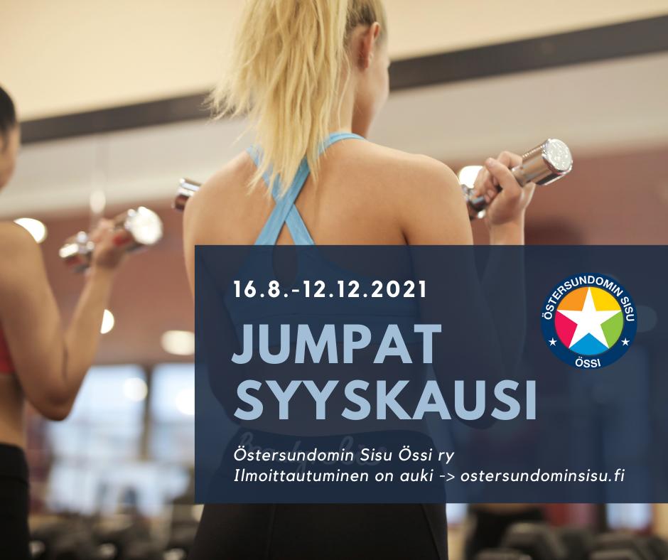 """Featured image for """"Jäsenkirje 10.8.2021 – Syyskauden ilmoittautumiset"""""""